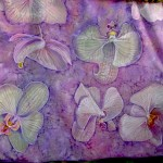 Original Design White Orchids