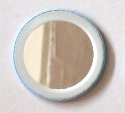 Pocket Round Mirrors.   4 Views £8.00
