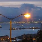 Low Light across the Bay