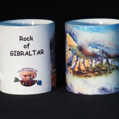 Ceramic Mug Rock no. 7