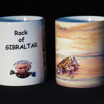 VIEWS OF GIBRALTAR COLLECTION